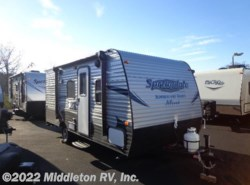 New 2017  Keystone Springdale Summerland Mini 1800BH by Keystone from Middleton RV, Inc. in Festus, MO