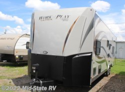 New 2016  Forest River Work and Play 25ULA by Forest River from Mid-State RV Center in Byron, GA