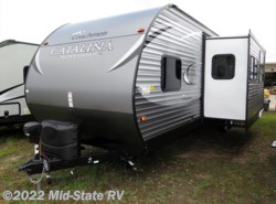 New 2017  Coachmen Catalina 343QBDS by Coachmen from Mid-State RV Center in Byron, GA