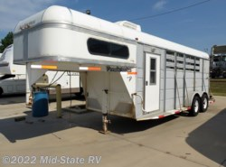 Used 2002  Ponderosa Trailers  Trail Rider Special by Ponderosa Trailers from Mid-State RV Center in Byron, GA
