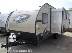 New 2017  Forest River Cherokee Wolf Pup 18TO by Forest River from Mid-State RV Center in Byron, GA