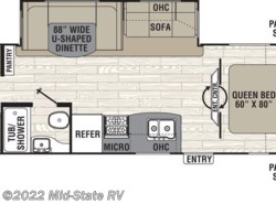 New 2017  Coachmen Freedom Express 292BHDS by Coachmen from Mid-State RV Center in Byron, GA
