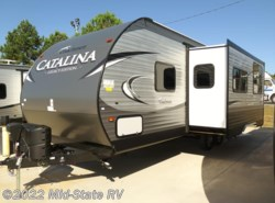 New 2017  Coachmen Catalina Legacy Edition 243RBS by Coachmen from Mid-State RV Center in Byron, GA