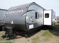 New 2017  Coachmen Catalina Legacy Edition 263RLS by Coachmen from Mid-State RV Center in Byron, GA