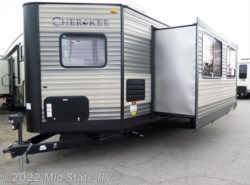 New 2017  Forest River Cherokee 274VFK by Forest River from Mid-State RV Center in Byron, GA