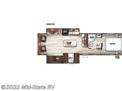 New 2017  Forest River Cherokee 304R by Forest River from Mid-State RV Center in Byron, GA
