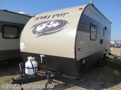 New 2017  Forest River Cherokee Wolf Pup 16FQ by Forest River from Mid-State RV Center in Byron, GA