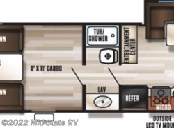 New 2017  Forest River Cherokee Grey Wolf 27RR by Forest River from Mid-State RV Center in Byron, GA