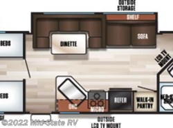 New 2017  Forest River Cherokee Grey Wolf 29TE by Forest River from Mid-State RV Center in Byron, GA