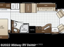 New 2017  Newmar Bay Star Sport  2903 by Newmar from Midway RV Center in Grand Rapids, MI