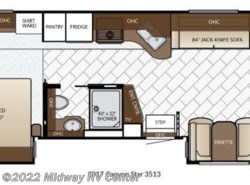 New 2017  Newmar Canyon Star  3513 by Newmar from Midway RV Center in Grand Rapids, MI