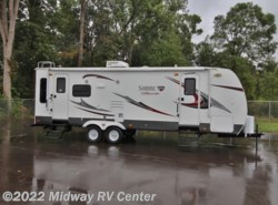 Used 2013  Palomino Sabre  260RLS by Palomino from Midway RV Center in Grand Rapids, MI