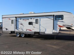 Used 2014  Forest River Wildwood SRV  32SRVP by Forest River from Midway RV Center in Grand Rapids, MI