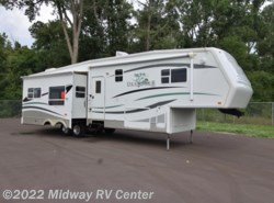 Used 2005  Jayco Designer  36RLTS by Jayco from Midway RV Center in Grand Rapids, MI