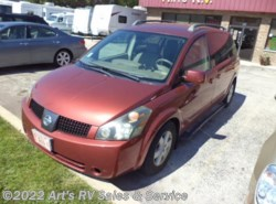 Used 2005  Miscellaneous  NISSAN QUEST MINI VAN 3.5 SL by Miscellaneous from Art's RV Sales & Service in Glen Ellyn, IL
