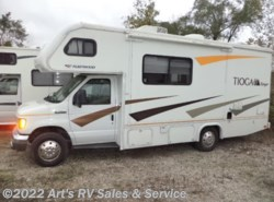 Used 2008  Fleetwood Tioga Ranger 23R WITH SLIDE OUT by Fleetwood from Art's RV Sales & Service in Glen Ellyn, IL