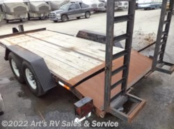 Used 2011  Beaver  BEAVER CREEK SUPER DUTY BOBCAT TRAILER by Beaver from Art's RV Sales & Service in Glen Ellyn, IL