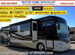 New 2016 Forest River Berkshire XL 40RB-360 Bath & 1/2, W/D, Dsl Gen, HAB Sofa available in Alvarado, Texas