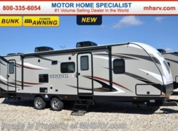 New 2016  Heartland RV Wilderness 2850BH Bunks, Pwr Jacks, Pwr Awning, 2 A/Cs by Heartland RV from Motor Home Specialist in Alvarado, TX