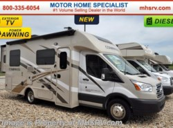 New 2017  Thor Motor Coach Compass 23TR Diesel W/Slide, Ext. TV & IFS by Thor Motor Coach from Motor Home Specialist in Alvarado, TX