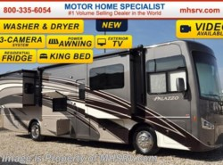New 2016  Thor Motor Coach Palazzo 35.1 King Bed, Ext TV, Pwr OH Bunk, Res. Fridge by Thor Motor Coach from Motor Home Specialist in Alvarado, TX