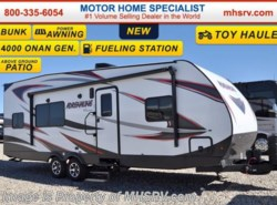 New 2016  Coachmen Adrenaline Toy Hauler 26CB W/Onan Gen, Pwr Bed, 15K A/C by Coachmen from Motor Home Specialist in Alvarado, TX
