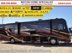 New 2017  Sportscoach Cross Country 404RB Bath & 1/2, Pwr Salon Bunk, W/D,GPS, King by Sportscoach from Motor Home Specialist in Alvarado, TX