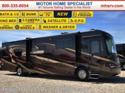 New 2017  Coachmen Cross Country 404RB Bath & 1/2, Pwr Salon Bunk, King Bed and W/D by Coachmen from Motor Home Specialist in Alvarado, TX