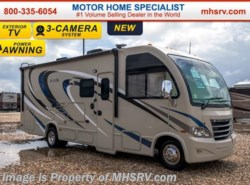 New 2017  Thor Motor Coach Axis 25.4 W/ Slide, Upgraded A/C, IFS, Ext. TV by Thor Motor Coach from Motor Home Specialist in Alvarado, TX