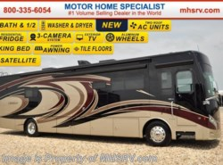 New 2017  Thor Motor Coach Venetian A40 Bath & 1/2 RV for Sale W/King Bed by Thor Motor Coach from Motor Home Specialist in Alvarado, TX