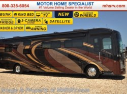 New 2017  Thor Motor Coach Tuscany XTE 40BX Must See Kids Bunk Room Floor Plan! by Thor Motor Coach from Motor Home Specialist in Alvarado, TX
