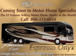 New 2017  American Coach American Eagle 45N Bath & 1/2 Luxury Coach for Sale at MHSRV.com by American Coach from Motor Home Specialist in Alvarado, TX