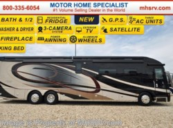 New 2017  American Coach American Dream 45T Bath & 1/2 600HP Coach for Sale W/King Bed by American Coach from Motor Home Specialist in Alvarado, TX