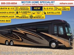 New 2017  Entegra Coach Aspire 44B Bath & 1/2 Luxury RV for Sale at MHSRV.com by Entegra Coach from Motor Home Specialist in Alvarado, TX