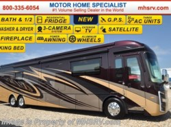 New 2017  Entegra Coach Aspire 44B Bath & 1/2 RV for Sale @ MHSRV.com by Entegra Coach from Motor Home Specialist in Alvarado, TX