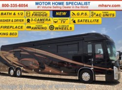 New 2017  Entegra Coach Cornerstone 45B Bath & 1/2 RV for Sale at MHSRV.com by Entegra Coach from Motor Home Specialist in Alvarado, TX
