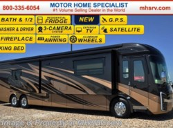 New 2017  Entegra Coach Aspire 44B Luxury Bath & 1/2 RV for Sale by Entegra Coach from Motor Home Specialist in Alvarado, TX