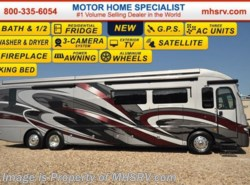 New 2017  American Coach American Revolution 42D Bath & 1/2 Luxury RV W/IFS, Ultra Steer & More by American Coach from Motor Home Specialist in Alvarado, TX