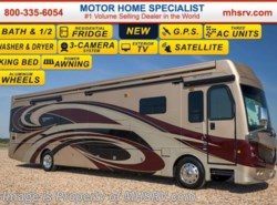 New 2017  Fleetwood Discovery LXE 40E Bath & 1/2 RV for Sale at MHSRV W/King Bed by Fleetwood from Motor Home Specialist in Alvarado, TX