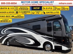 New 2017  Fleetwood Discovery LXE 40E Bath & 1/2 RV for Sale at MHSRV.com W/King Bed by Fleetwood from Motor Home Specialist in Alvarado, TX