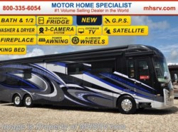 New 2017  Entegra Coach Anthem 44A Bath & 1/2 Luxury RV for Sale at MHSRV by Entegra Coach from Motor Home Specialist in Alvarado, TX