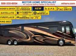 New 2017  Entegra Coach Anthem 44DLQ Luxury RV for Sale at MHSRV.com by Entegra Coach from Motor Home Specialist in Alvarado, TX