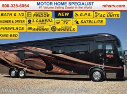 New 2017  Entegra Coach Cornerstone 45A Bath & 1/2 Luxury RV for Sale at MHSRV.com by Entegra Coach from Motor Home Specialist in Alvarado, TX