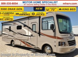 New 2017  Coachmen Pursuit 27KBP RV for Sale at MHSRV.com W/King & Jacks by Coachmen from Motor Home Specialist in Alvarado, TX