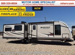 New 2017  Cruiser RV Radiance Touring 32RESL RV for Sale at MHSRV.com by Cruiser RV from Motor Home Specialist in Alvarado, TX