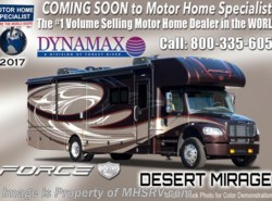 New 2017  Dynamax Corp Force HD 35DS Super C RV for Sale W/King Bed by Dynamax Corp from Motor Home Specialist in Alvarado, TX