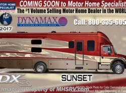 New 2017  Dynamax Corp DX3 36FK Super C RV for Sale at MHSRV W/King Bed by Dynamax Corp from Motor Home Specialist in Alvarado, TX