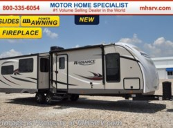 New 2017  Cruiser RV Radiance 33RSTS Touring Ed. RV for Sale at MHSRV.com W/15.0 by Cruiser RV from Motor Home Specialist in Alvarado, TX