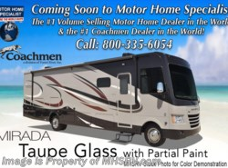 New 2017  Coachmen Mirada 35LS Bath & 1/2 RV for Sale at MHSRV W/2 15K A/Cs by Coachmen from Motor Home Specialist in Alvarado, TX