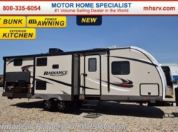 New 2017  Cruiser RV Radiance Touring 28BHIK Bunk House RV for Sale W/Exterior K by Cruiser RV from Motor Home Specialist in Alvarado, TX